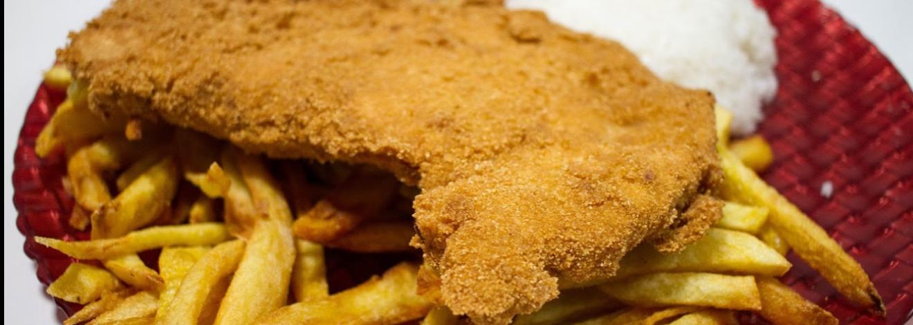 chuleta de pescado